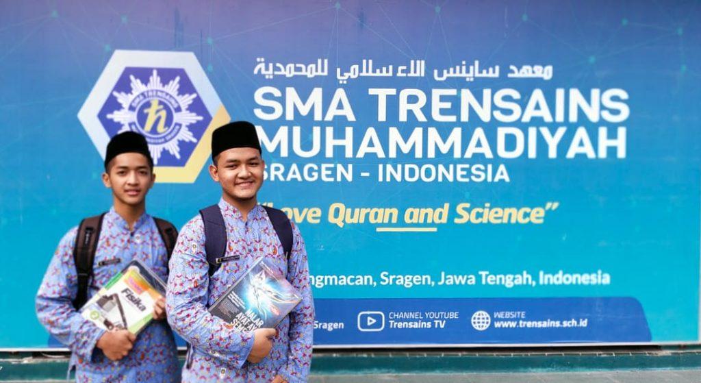 SMA Islam Terbaik se-Jateng SMA Trensains Muhammadiyah Sragen