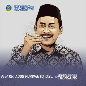 Prof. Agus Purwanto Pendiri Trensains